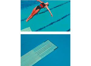 泳池设备-跳水板