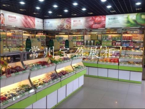食品展示柜制作