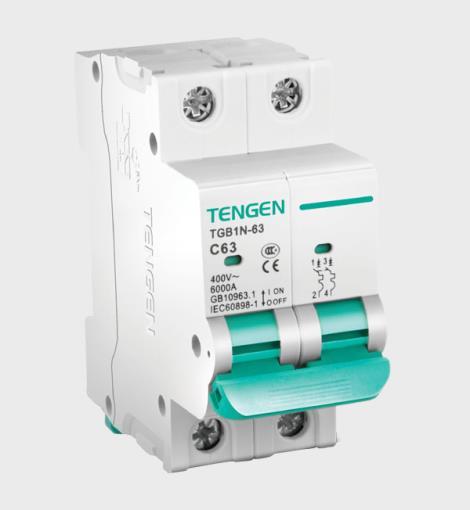 TGB1N小型断路器