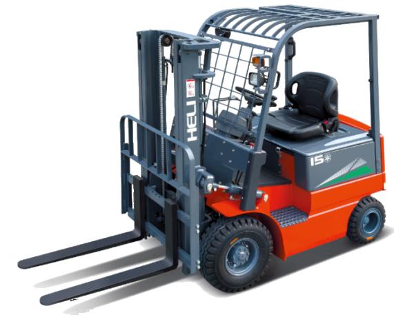 1.5-1.8t蓄电池平衡重式叉车