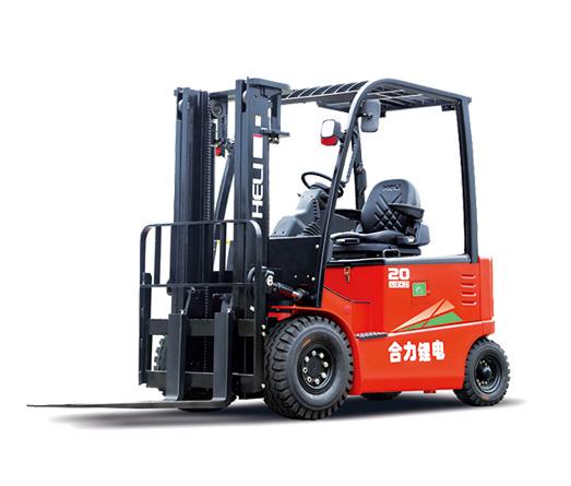 2-2.5吨锂电池平衡重式叉车