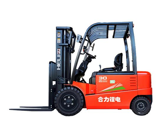 3-3.5吨蓄电池平衡重式叉车