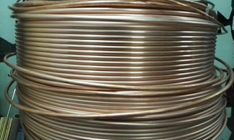紫铜盘管批发价格