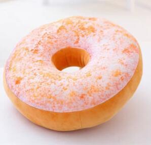甜甜圈靠垫