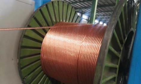紫铜盘条生产厂家