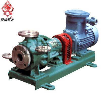 BW系列化工保温泵