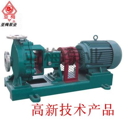 CPN型无堵塞碱泵