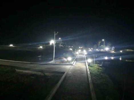 农场夜景1