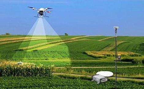 农业无人机航拍