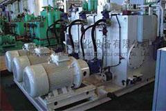 橡胶硫化机液压系统