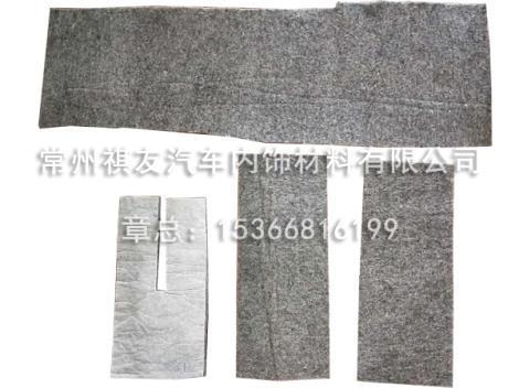 硬质棉(梳理毛毡)加工