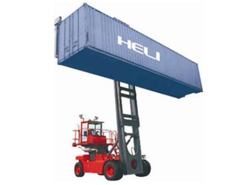 5层集装箱空箱堆高机