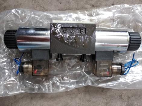 举升-迫降电磁阀液压分配器
