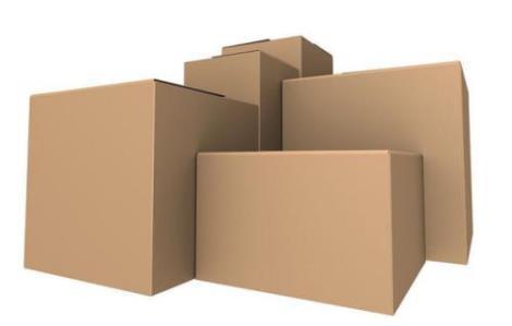 牛皮纸箱包装