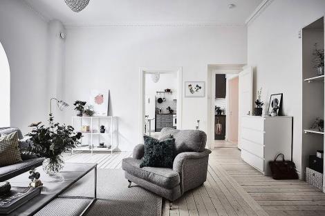 现代公寓装修