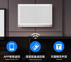 超薄壁挂空气净化器