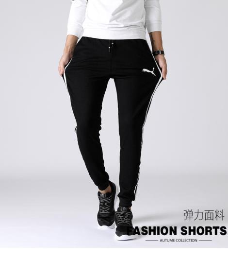 男士时尚休闲裤生产