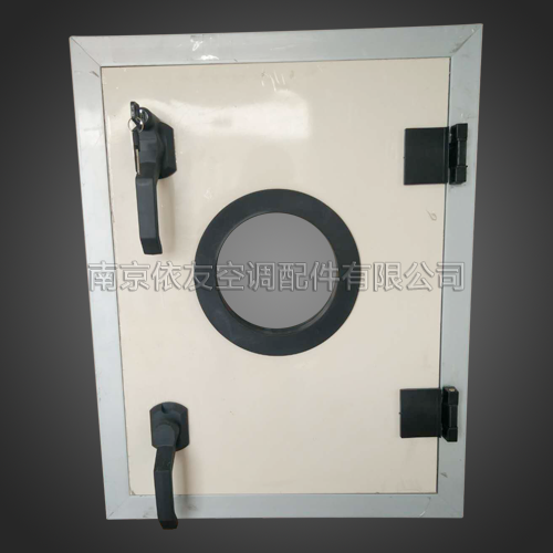 中央空调检修门