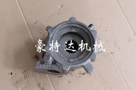 增压器-F130涡壳加工