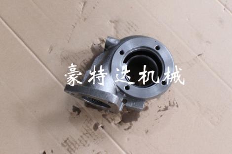 增压器-GT22涡壳加工