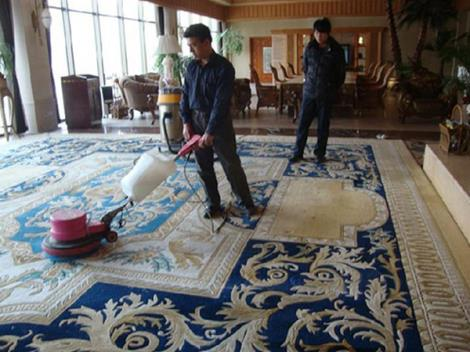 地毯清洗保洁公司