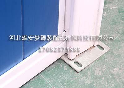 装配式围挡护栏设计