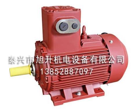 YB3系列高效率隔爆型三相异步电动机