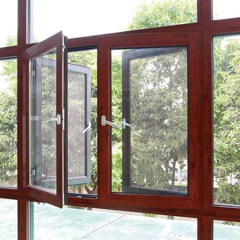 铝合金门窗制作