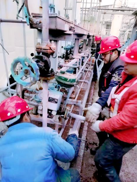 南京化工设备拆除