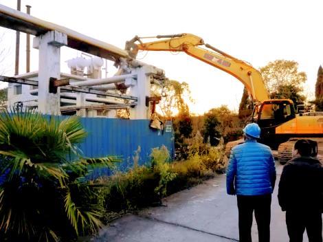安徽化工设备拆除