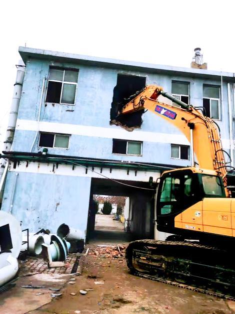 上海化工设备拆除