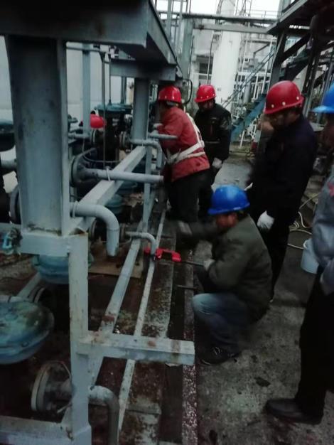 苏州化工设备拆除