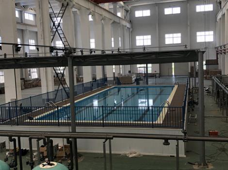 拼装式游泳池