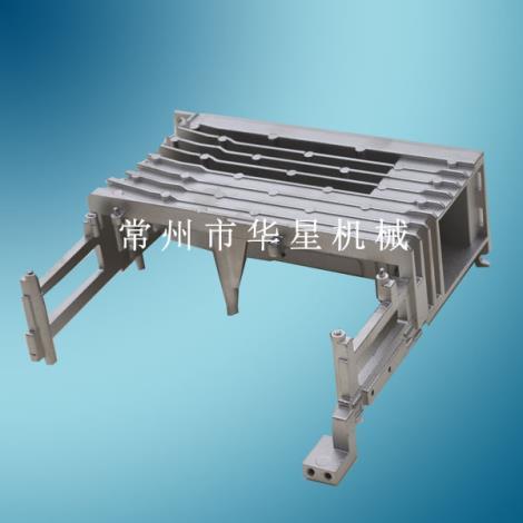 1KW散热器加工