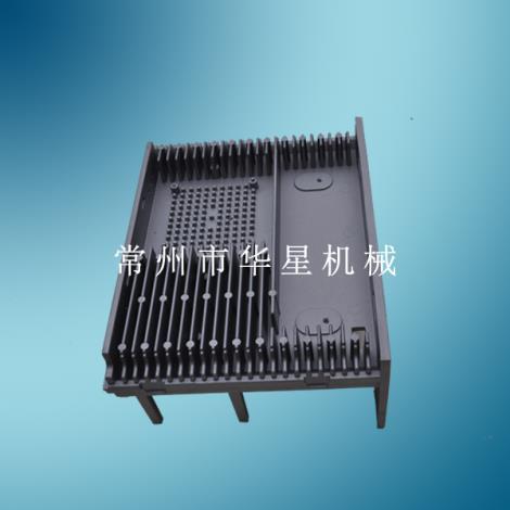 伺服电机散热器压铸件