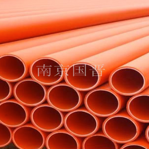 PVC-C埋地式电力电缆保护管加工