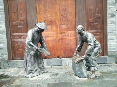 铜雕塑定制