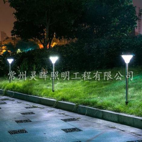 太阳能草坪灯加工