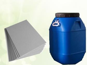 灰板纸专用白乳胶水