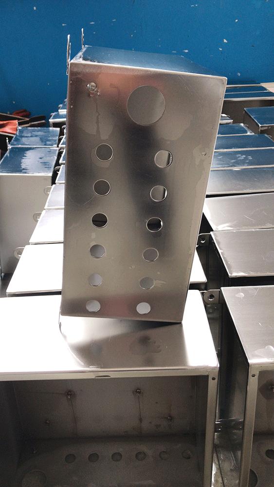 不锈钢电解抛光