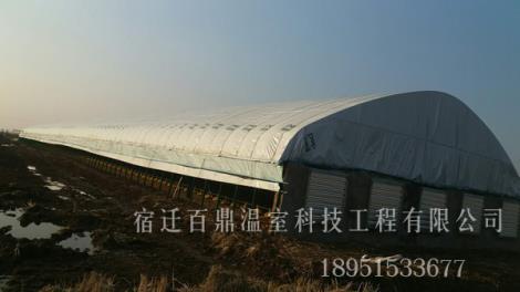 生态农业大棚