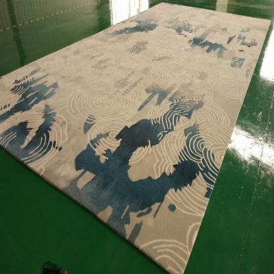 手工羊毛挂毯定制
