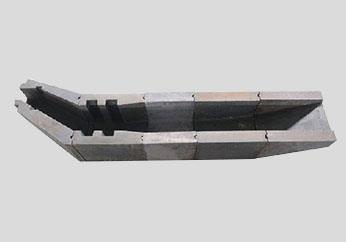 氧化物结合碳化硅中间包砖