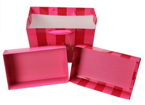 服饰包装纸盒