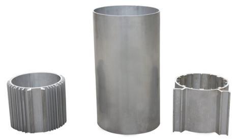 铝型材机壳