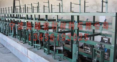石墨卷材料生产线