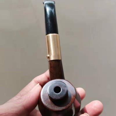 益康木质水烟斗