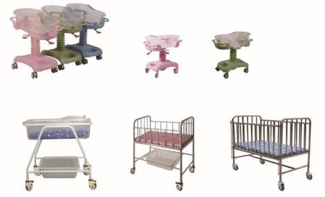 婴儿床、婴儿车