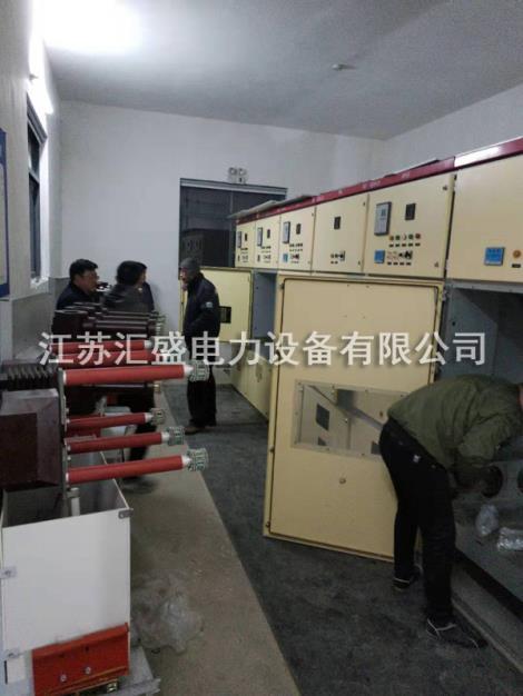 江苏工厂配电房