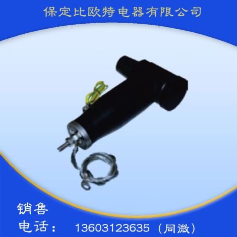 硅橡胶插拔式接头